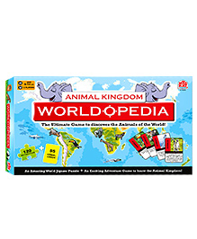 MadRat Worldopedia Puzzle - Animal Kingdom