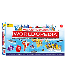 MadRat Worldopedia Puzzle - Mega Structures