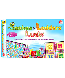 MadRat Snakes And Ladders Ludo