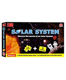 MadRat Puzzle - Solar System