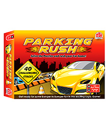 MadRat Parking Rush Puzzle