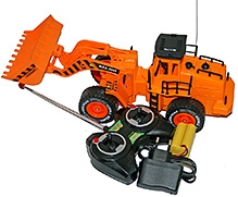 Adraxx Radio Control Urban Construction Earth Mover Truck