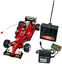 Adraxx RC Formula F-1 Sports Remote Control Racing Car