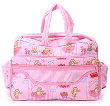 Sapphire Diaper Bag - Light Pink