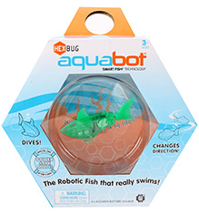 HEXBUG Aquabot Smart Fish Technology Green