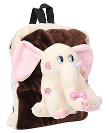 Tickles Elephant Shoulder Bag- Pink