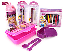 Disney Princess School Kit - Set Of 5