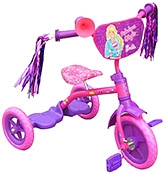 Barbie Tricycle With Shiny Frills