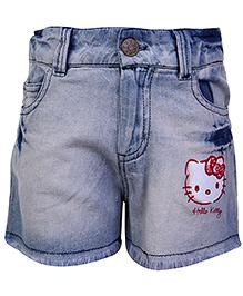 Hello Kitty Blue Shorts