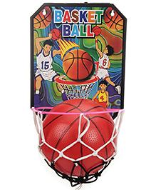 Kumar Toys Deluxe Basket Ball Set