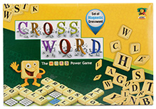 Yash Toys Magnetic Series Crossword