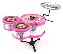 Speedage Wonderful Musical Band Set (Color May Vary)