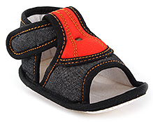 Littles Denim Fancy Sandals