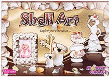 Lil Star Shell Art