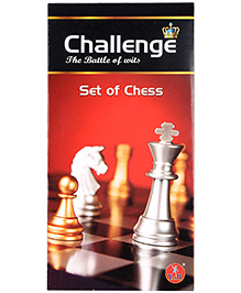 Yash Toys - Challenge Chess And Ludo Small