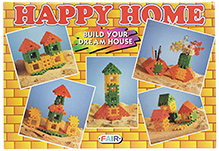 Fair Ind Happy Home Puzzle Set