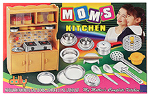 Dolly Mom's Kitchen Set