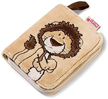 Nici Wallet Lion Plush