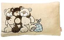 Nici Bear 3 Friends Design Rectangular Cushion