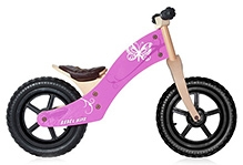 Rebel KidzEva Tire Balancing Cycle Butterfly Print  - 12 Inches