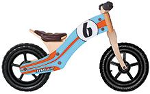Rebel KidzEva Tire Balancing Cycle Lemans - 12 Inches