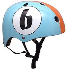 Rebel Kidz Classic helmet- Lemans Blue