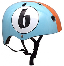 Rebel Kidz Deluxe helme t- Lemans Blue