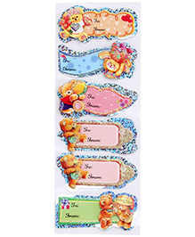 Fab N Funky Gift Tag - Pack of 6 Pieces