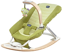 Chicco I Feel Bouncing Chair - Green