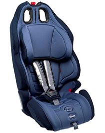 Chicco Neptune Baby Car Seat Scarlet - Blue