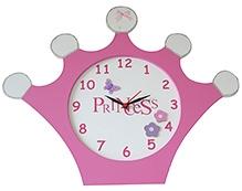 Kidoz Crown Shaped Clock