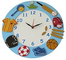 Kidoz Sports Premium Clock