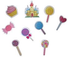Kidoz Wooden Candy Motifs
