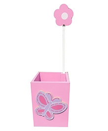Kidoz Butterfly Motif Pencil Stand Box