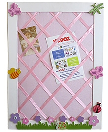 Kidoz Butterfly Motif Pin Board