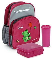 Tupperware Kids Lunch Box - Tiwi Munch