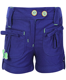 Little Kangaroos Shorts with Front Pockets