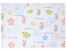 My Milestones Disposable Changing Mat Set- Pack Of 24