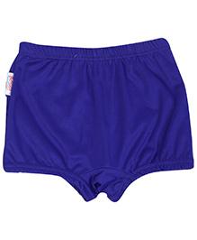 Bosky Swimwear Solid Colour Trunks - Blue