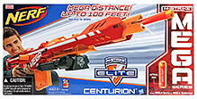 Nerf N Strike Elite Centurion Mega Blaster - Orange