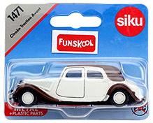 Siku Citroen Traktion Avant Car