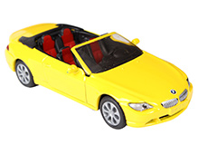 Siku BMW 6451 Convertible Toy Car
