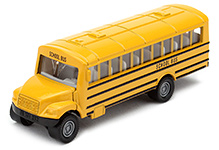 Siku US School Bus- Yellow