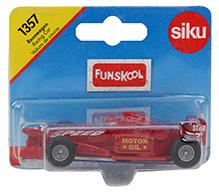 Siku Racing Car - Red