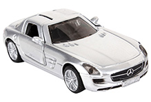 Siku Mercedes Benz SLS Toy Car