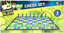 Ben 10 Ultimate Alien Chess Set