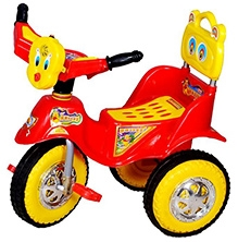 Cosmo Tweety Duck Tricycle - Red And Yellow