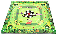 Prasima Toys Chhota Bheem Carrom Board- Cricket Theme