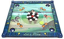 Prasima Toys Chhota Bheem Carrom Board- Elephant Theme