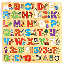 Parisma Toys All In One Puzzle
